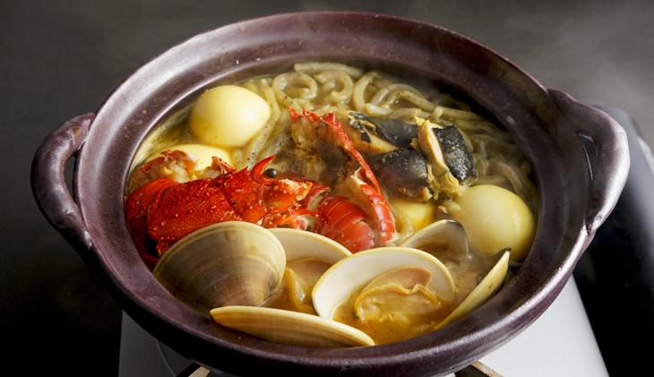 オテル・ドゥ・ミクニ ブイヤベース麺セット